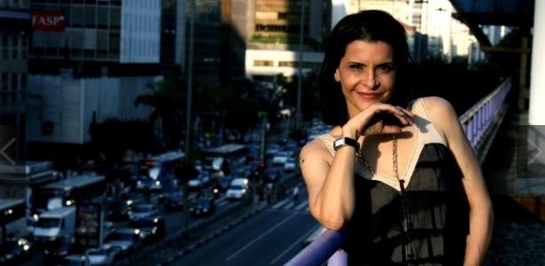 13.mai.2013 - A cantora Marina Lima assumiu sua bissexualidade em entrevista à revista