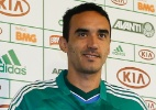 Apresentado no Palmeiras, zagueiro Tiago Alves coloca-se  disposio para estreia na Srie B