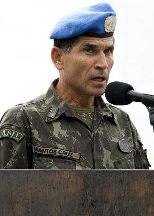 Carlos Alberto dos Santos Cruz
