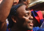 CSKA conquista ttulo do Campeonato Russo
