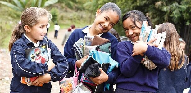 """""""As crianças têm um modo peculiar de entender o mundo"""", diz Javier Naranjo, que compilou as definições feitas por crianças colombianas"""