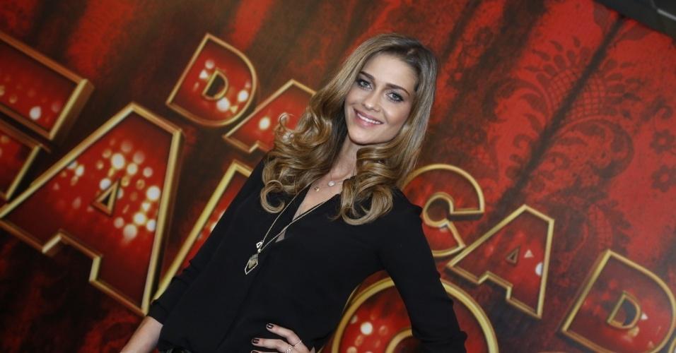 """19.mai.2013 - A modelo Ana Beatriz Barros é uma das participantes da """"Danças dos Famosos 2013"""""""
