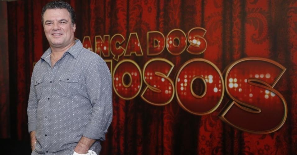"""19.mai.2013 - O ator Adriano Garib é um dos participantes da """"Danças dos Famosos  2013"""""""