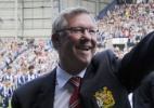 Empate no final tira sorriso de Ferguson na despedida do Manchester United
