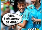Corneta FC: Neymar d a receita para vencer o Corinthians 