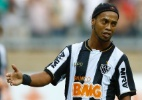 Poupado em muitos jogos, Ronaldinho tem participao decisiva no ttulo
