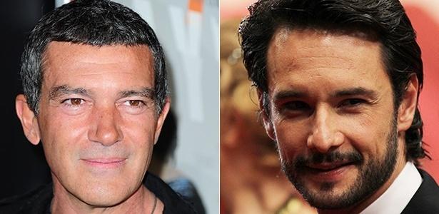 Antonio Banderas e Rodrigo Santoro estarão em filme sobre os 33 mineiros do Chile