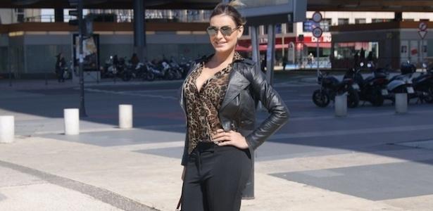 Vice-Miss Bumbum, Andressa Urach contrata advogado espanhol para processar Cristiano Ronaldo