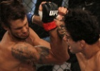 Lo Santos e Viscardi vo  semi do TUF em episdio com tenso com Werdum
