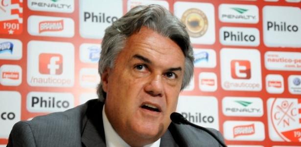 O ex-presidente do Náutico, André Campos, passa a liderar um colegiado no clube