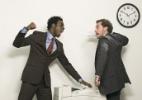 Mais de 1,2 milhão de pessoas foram agredidas no trabalho - Thinkstock