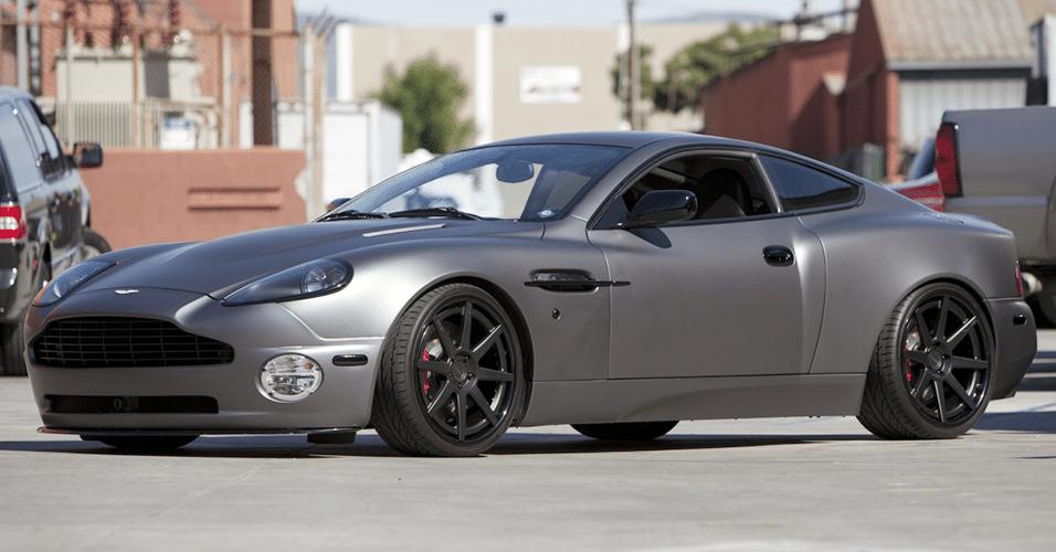 """Aston Martin DB9 2012 de """"Velozes e Furiosos 6"""""""