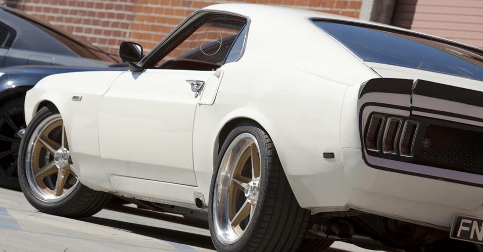 "Ford Mustang 1969 de ""Velozes e Furiosos 6"""