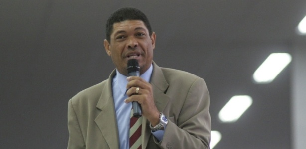 O pastor evangélico Valdemiro Santiago