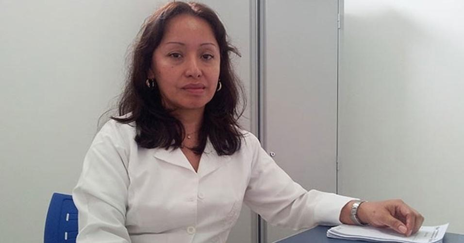 Médica boliviana Lipcia Rivera atende em Manari e Itaíba, no sertão do Pernambuco; 'mímica ajudou', diz ela sobre começo no Brasil Médica boliviana Lipcia Rivera atende em Manari e Itaíba, no sertão do Pernambuco; 'mímica ajudou', diz ela sobre começo no Brasil