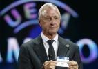 """Johan Cruyff diz que evolução de tratamento a câncer é """"muito positiva"""" - Valery Hache/AFP"""