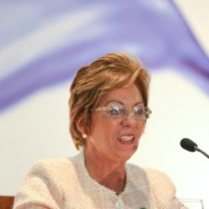 A governadora do Rio Grande do Norte, Rosalba Ciarlini, que foi mal avaliada em pesquisa CNI
