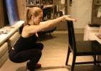 Ginástica em Casa: treino circuito para avançados queima 700 calorias (Foto: Reprodução/UOL)
