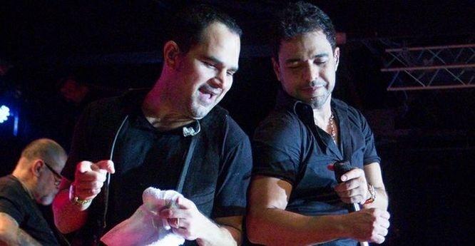 Zezé di Camargo e Luciano em tour nos EUA