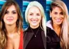 """Angela, Clara e Vanessa estão na final. Quem você quer que vença o """"BBB14""""? - Reprodução TV Globo/Montagem"""
