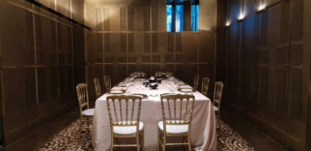 Restaurante de uma mesa s em barcelona quer criar - Restaurante umo barcelona ...