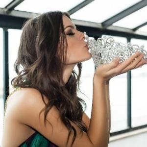 Melissa Gurgel, recém-eleita Miss Brasil