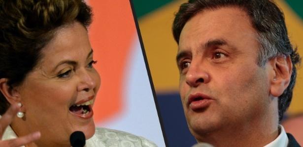 Dilma e Aécio terão tempos iguais na propaganda eleitoral