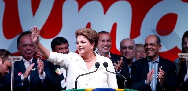 Dilma Rousseff (PT) venceu em 15 Estados e ampliou a vantagem sobre Aécio em sete