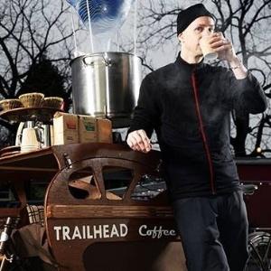 Trailhead Coffee Roasters (EUA): bicicleta como ponto de venda