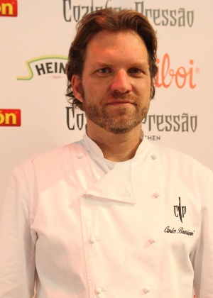 """Chef arlos Bertolazzi comanda o """"Cozinha Sob Pressão"""", no SBT"""