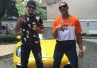 Depois de Mano Brown e MC Naldo, Criolo e Ivete Sangalo, Capital e Seu Jorge, que outro dueto você MENOS gostaria de ouvir? - Reprodução/Facebook