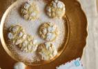 Cookies de limão-siciliano
