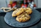 Cookie de Pistache e Chocolate