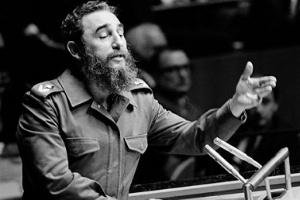 Opinião: Fidel Castro, de fracasso político a mito universal (Foto: Reprodução/ONU)