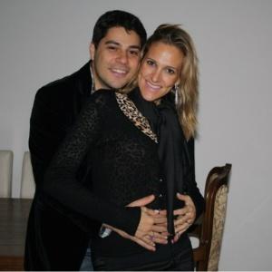 Evaristo Costa e sua mulher, Amália Stringhini