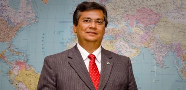 O governador do Maranhão, Flávio Dino (PCdoB), que lidera linha defesa de Dilma contra o impeachment