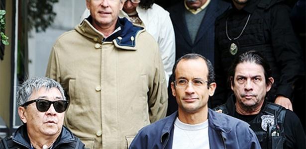 O empreiteiro Marcelo Odebrecht foi um dos presos pela Lava Jato em 2015