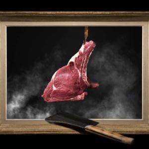 Corte de carne do açougue Polmard, na França: preço pode chegar a R$ 12 mil