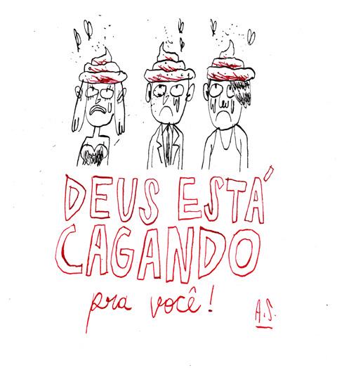 DEUS_TA_CAGANDO