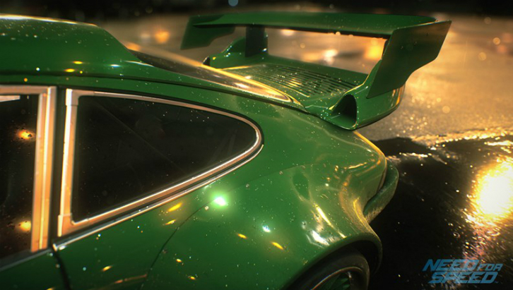 Eletronic Arts divulga teaser do novo Need for Speed (Foto: Divulgação)