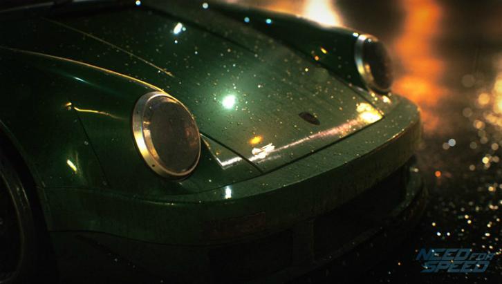 Eletronic Arts divulga teaser do novo Need for Speed (Foto: Divulgação