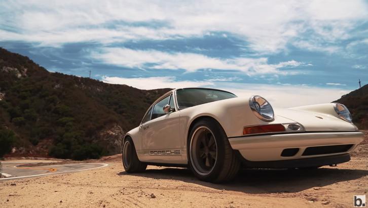"Porsche 911 ""Nebraska"" Singer Vehicle  Design (Foto: Guilber Hidaka/Bufalos TV)"
