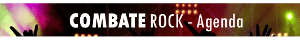 Agenda Combate Rock
