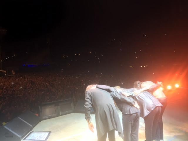 Black Sabbath no Rio (FOTO: REPRODUÇÃO YOUTUBE)