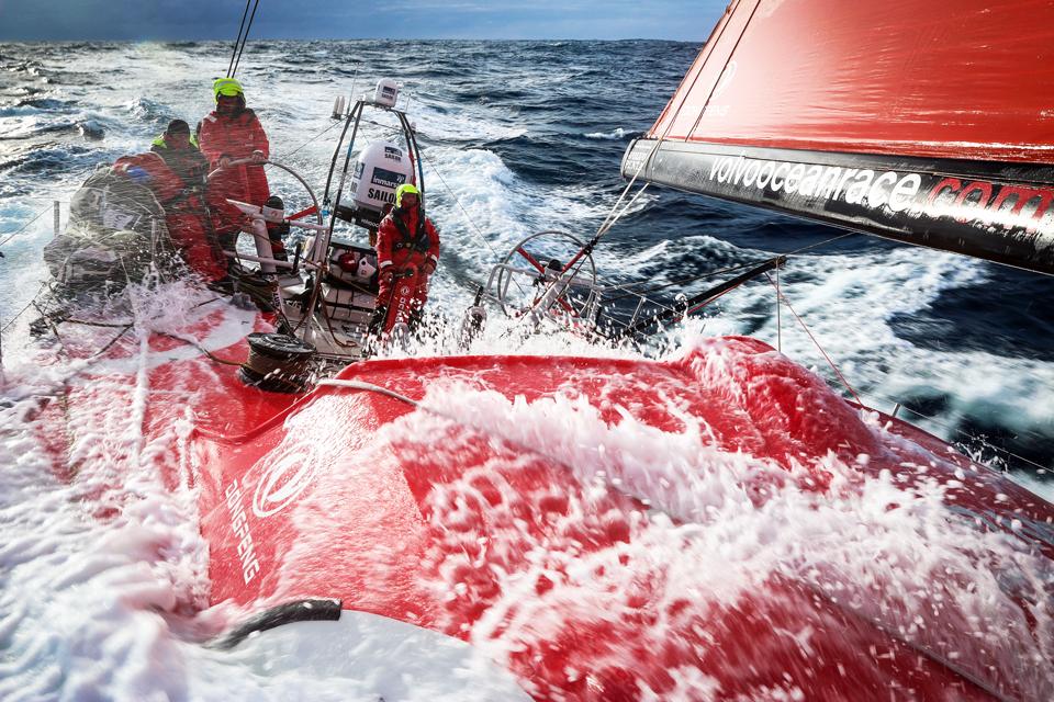 Foto: Yann Riou / Dongfeng Race Team / Volvo Ocean Race