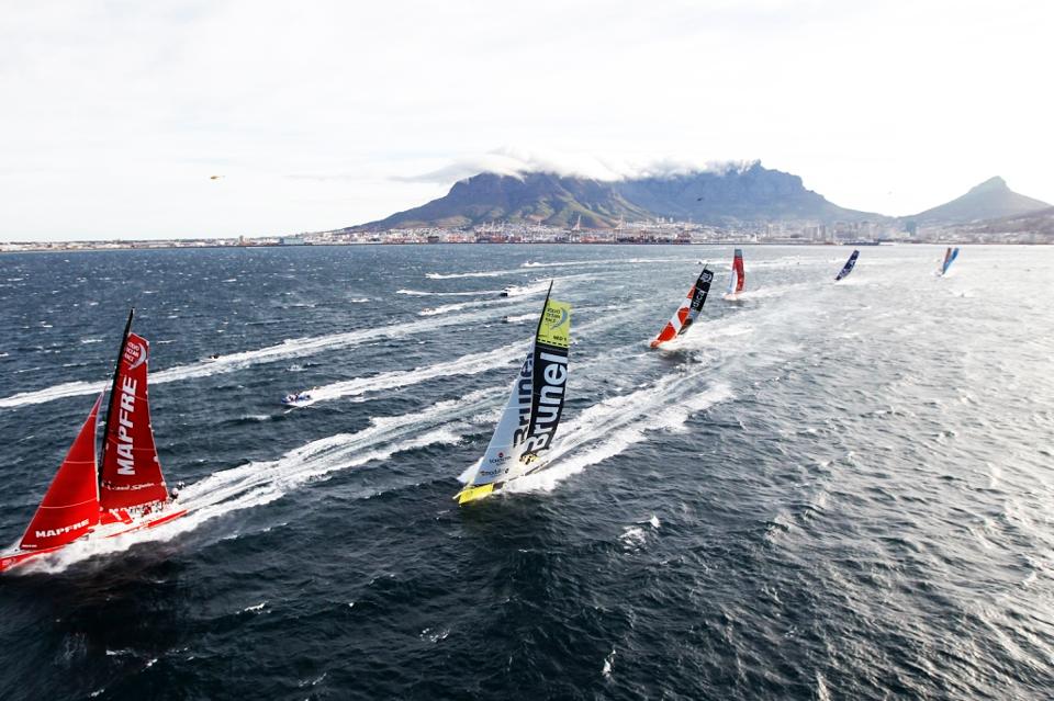 Foto: Ainhoa Sanchez/Volvo Ocean Race