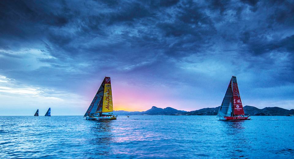 Foto: Marc Bow/Volvo Ocean Race