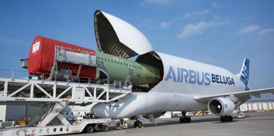 Crédito: Reprodução/Airbus