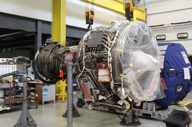 Motor do Airbus A320 custa cerca de R$ 35 milhões. Foto: Vinícius Casagrande/UOL