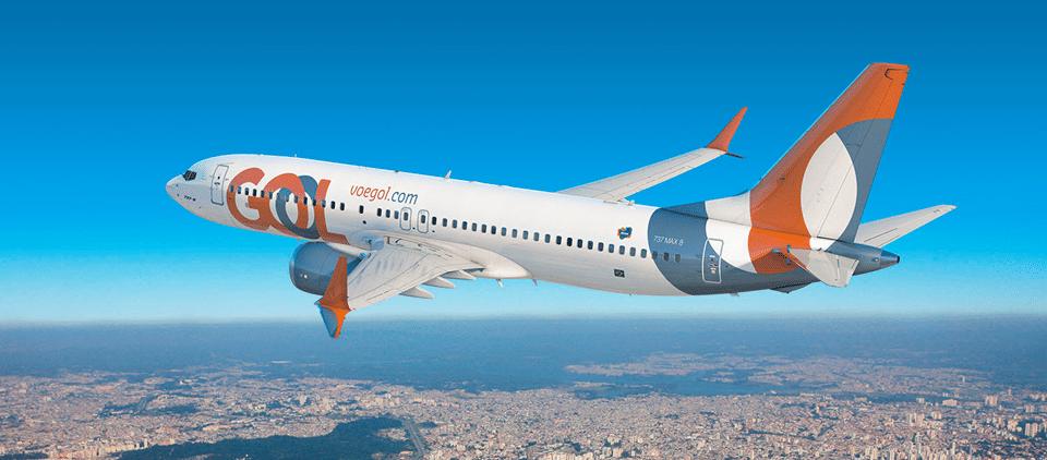 Novo Boeing 737 MAX terá autonomia para voar de SP a Miami sem escala (Foto: Divulgação/Gol)